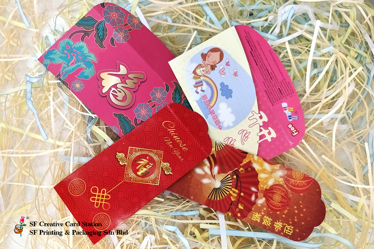 CNY RED PACKET PRINTING